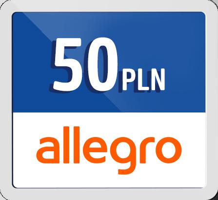 Karta Podarunkowa Allegro 50 Zl Sklep Payback